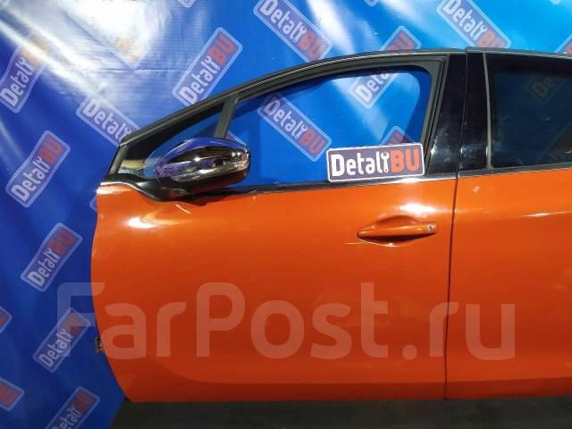 Дверь передняя левая Peugeot 208 2012-2019
