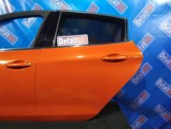 Дверь задняя левая Peugeot 208 2012-2019