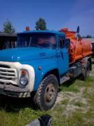 ЗИЛ 130. Продам бензовоз на базе зил 130, 6 000куб. см., 5 000кг., 4x2