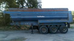 Lecitrailer. Полуприцеп-самосвал LeciTrailer, 2007 г., 30 000кг. Под заказ