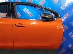 Дверь передняя правая Peugeot 208 2012-2019