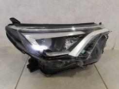 Фара правая передняя Toyota RAV4 2015+оригинал LED