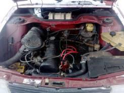 Двигатель и элементы двигателя на Москвич 2141 1,6л вазовский