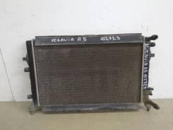 Радиатор основной, Skoda Octavia (A5 1Z-) 2004-2013 [1K0121251BN] 1K0121251BN