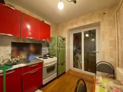 1-комнатная, улица Нахимова 5. Столетие, агентство, 36,0кв.м. Кухня