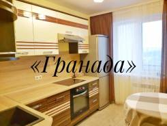 1-комнатная, улица Сельская 9. Баляева, агентство, 36,0кв.м. Кухня
