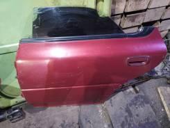Дверь задняя левая Subaru Impreza GF4