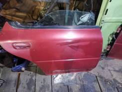 Дверь задняя правая Subaru Impreza GF4