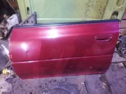 Дверь передняя левая Subaru Impreza GF4