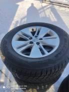 Литьё и шины зима Тойота, Лексус оригинал на17 б/у.