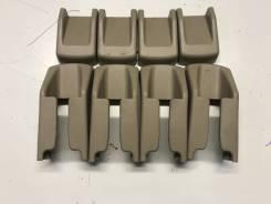 Накладки салазок сидений комплект Nissan Teana J31