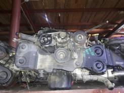 Контрактный двигатель EJ20d в сборе