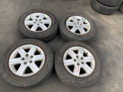 Комплект летних колес на литье 215 65 16 Б/П по РФ DE-39