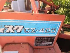 Hinomoto. Грядообразователь Активный, CZ400 (почвофреза) на трактор, 25,00л.с.