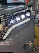 Фары передние . Toyota Land Cruiser Prado 150 2013-2017