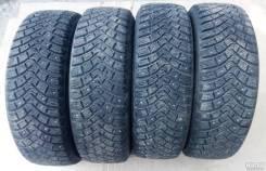 Michelin X-Ice North 2. зимние, шипованные, б/у, износ 10%