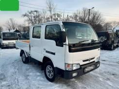 Nissan Atlas. 4WD, двухкабинный, 3 200куб. см., 1 500кг., 4x4