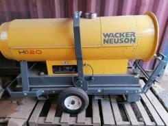 Wacker Neuson. Тепловая пушка HI120