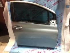 Дверь передняя правая Toyota VITZ, Yaris 2005-2010г