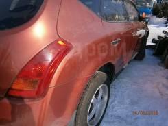 Крыло заднее правое Nissan Murano TZ50 QR25DE 2006 год 2WD 2.5L