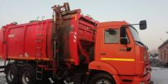 Коммаш КО-440-5. Продам мусоровоз КО-440-5 на шасси КамАЗ-65115, 11 762куб. см.