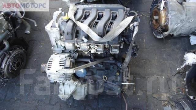 Двигатель Renault Grand Scenic , 2006, 1.6 л, бензин i (K4M812)