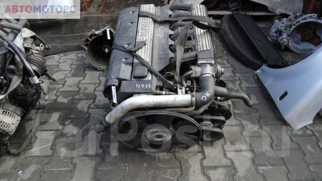 Двигатель BMW 5 E39 , 1997, 2.5 л, дизель TDS (256T1)