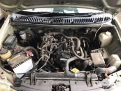 Двигатель Daihatsu Terios Kid J131G EF-DEM 2001