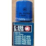 Фильтр масляный VIC C-806 МОТО, шт
