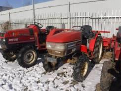 Yanmar. Трактор 20 лс, 4wd, фреза, 20,00л.с.