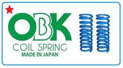 Пружины передние OBK   усиленные   1996-2002   цена за 2 шт