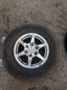 Запсаное колесо 265/70R16