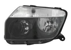 Фара левая Renault Duster 2011+ 260605370R новая оригинал