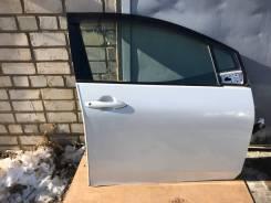 Дверь правая передняя Toyota Prius, ZVW 51, 2ZR. во Владивостоке