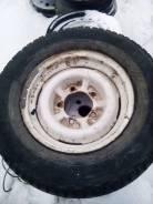Продам колесо 205/70R14 в нормальном состоянии на запаску.