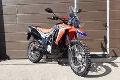 Motoland Dakar 250. 250куб. см., исправен, птс, без пробега