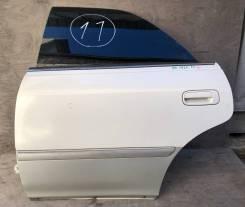 Дверь задняя левая цвет 2CF Toyota Mark II JZX100/GX100