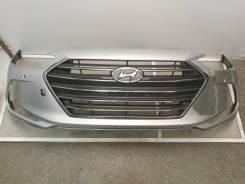 Бампер передний Hyundai Elantra 2016> в сборе
