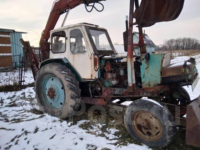 ЮМЗ 6. Трактор , 65,00л.с.