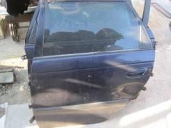 Дверь задняя левая Тойота Авенсис 2000г хэчбек