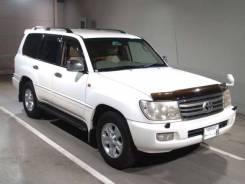 Toyota Land Cruiser. UZJ100W, 2UZFE