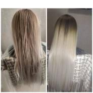 Ботокс для волос.