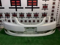 Бампер передний Toyota Mark2 blit JZX110W рестайл цвт 065 #11443