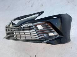 Бампер передний Toyota Camry Xv70 Камри 2018