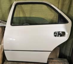 Дверь Toyota Vista Ardeo SV50, левая задняя 3SFSE