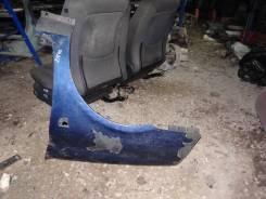 Крыло переднее левое Renault Clio II/Symbol 1998-2008 (пластик)