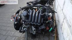 Двигатель Audi A4 B6, 2001, 1.6 л, бензин i (ALZ)
