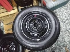 1163 Продам комплект летних колёс без пробега made in Japan
