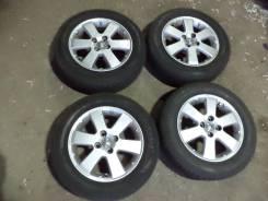Колеса Toyota лето износ 5% Dunlop Enasave EC204 185/65R15 88S 18 год