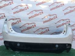 Задний бампер Mazda 3 2014 хетчбег мазда 3 оригинал б/у BM BHN950221